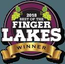 2018 best of the FINGER LAKES WINNER