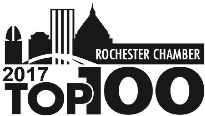 2017 Rochester Chamber Top 100