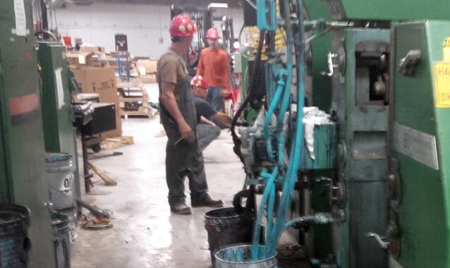 Millwrights and installations service photo