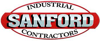 Sanford Industrial Contractors Logo